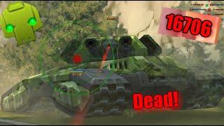 Tanki Online - Juggernaut Killing Montage #6 - 1 Shot - 17000 Damage!