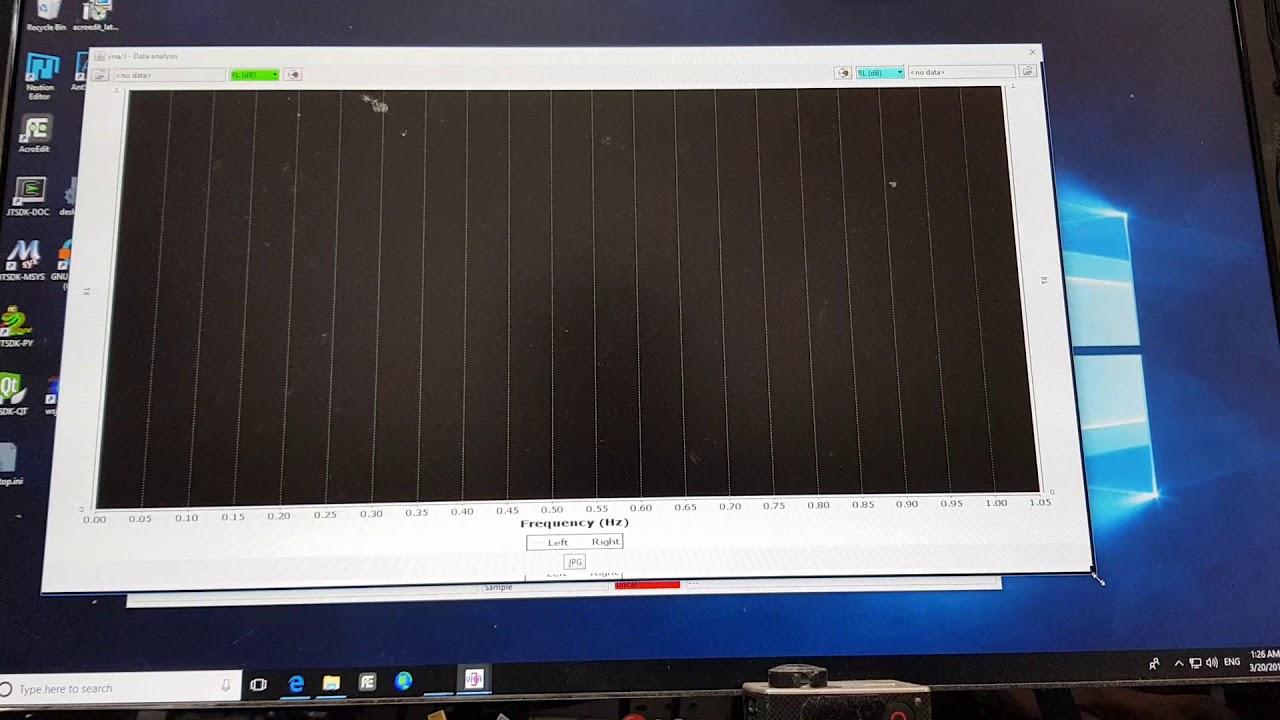 How to use EU1KY antenna analyzer measurement data