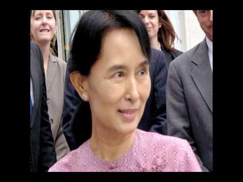 Aung San Suu Kyi : Freedom from FEAR