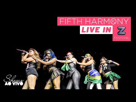 Fifth Harmony Live In Z Festival SP 2014 COMPLETO