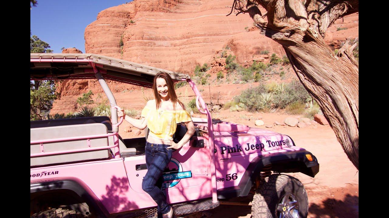 Sedona Arizona Pink Jeep Tours   YouTube