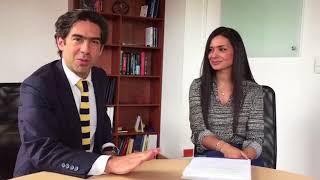 Marcial del Castillo habla sobre su participación en el Congreso Acoset 2017