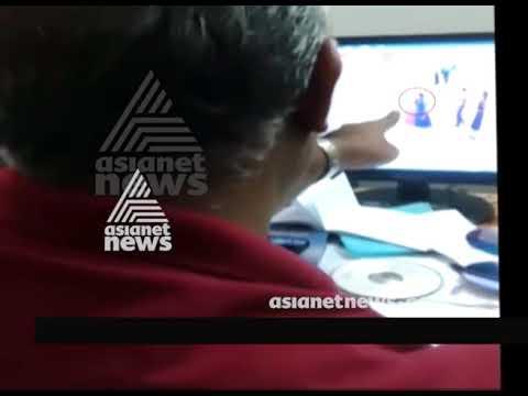 Exclusive CCTV Visulas  |Girl jumps from school building