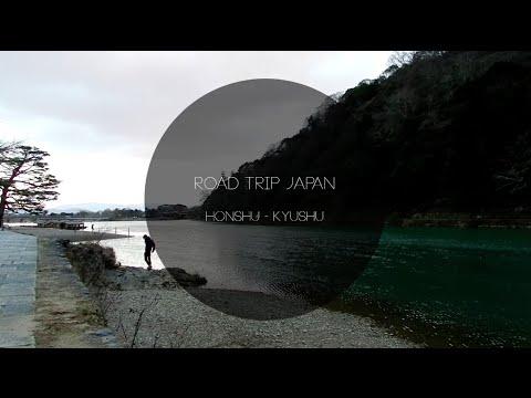 Road trip Japan - Honshu/Kyushu