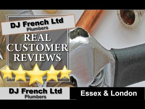 Best Plumber in Maldon Essex DJ French Reviews