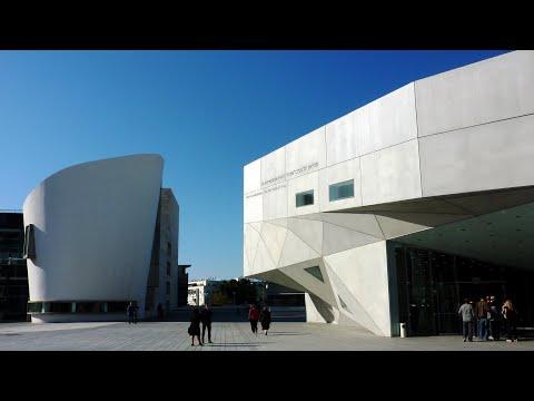 Israel Tel Aviv Museum of Art New Building