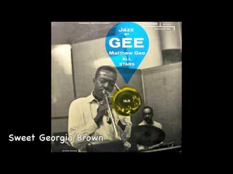 Matthew Gee. Jazz By Gee.