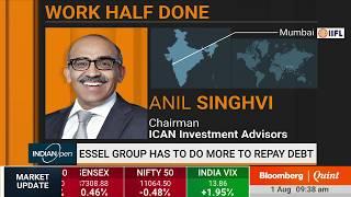 Anil Singhvi On Essel Group's …