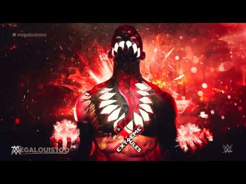 WWE Extreme Rules 2017 Official Theme Song -