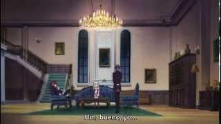Diabolik Lovers capítulo 1 sub español (COMPLETO)
