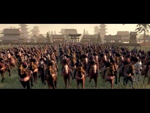 Shogun 2 Total War - THE LAST SAMURAI (machinima)