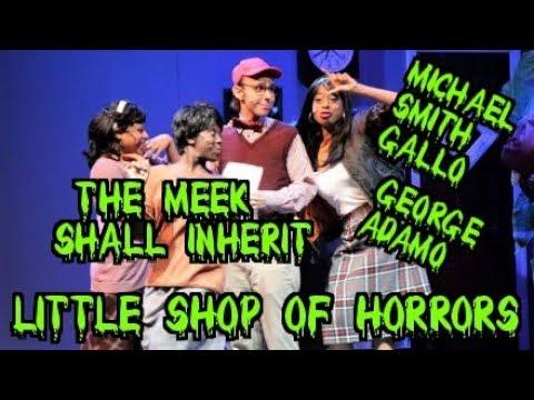 The Meek Shall Inherit - Little Shop of Horrors - George Adamo as Seymour Krelborn - November 2015