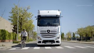 2019 Mercedes-Benz Actros Safety assistance systems