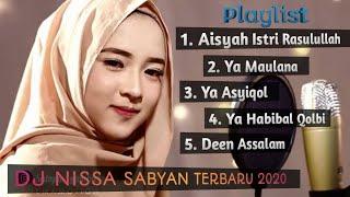 Download lagu Dj Remix Terbaru Nissa Sabyan, Album Shalawat Religi Terpopuler