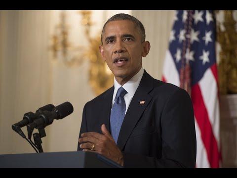 President Obama authorizes airstrikes on militants in Iraq
