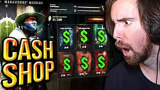 Amazon RUINS Own MMO BEFORE Release! Asmongold on New World Massive Cash Shop | By KiraTV