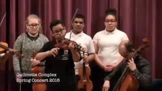 Guilmette School Spring Concert 2016