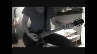 To Kill Achilles - The Secret (Guitar Cover)