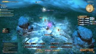 [Final Fantasy 14: A Realm Reborn] Garuda, Lady of Vortex [BLM] [SPOILERS]
