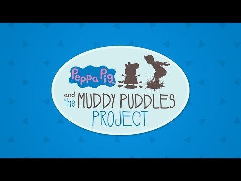 PEPPA PIG & THE MUDDY PUDDLES PROJECT! | A Toy Insider Play by Play