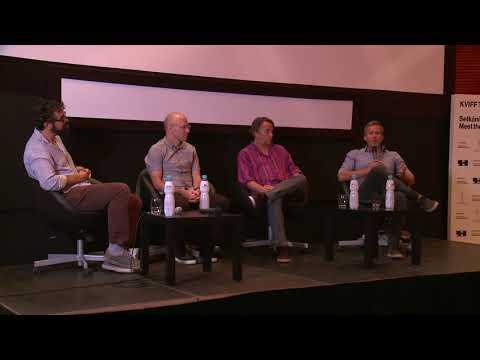 KVIFF TALK on the subject of the Austin Film Society / na téma Austin Film Society