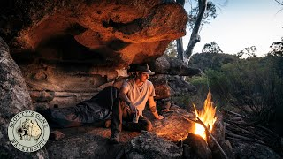 Cave Camping in the Australian Wilderness