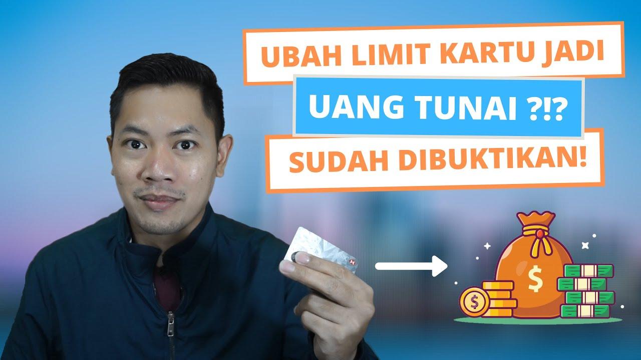 Cara Mencairkan Limit Kartu Kredit Kupas Tuntas Youtube