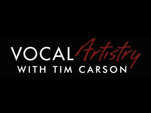 Vocal Artistry Boot Camp - Medina, OH - Spring 2018