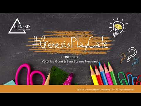 Genesis Play Café - with Suzanne Brundage