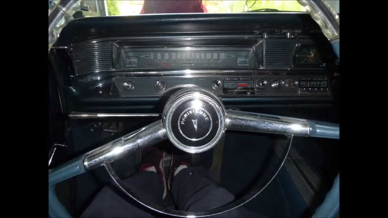1964 Pontiac Parisienne Convertible Adventures The Start Of Many Youtube