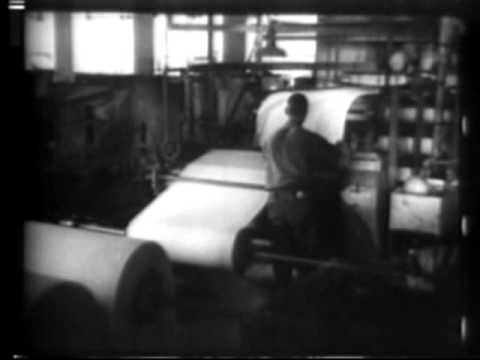 asbestos-paper-insulation-manufacture-and-types,-1962