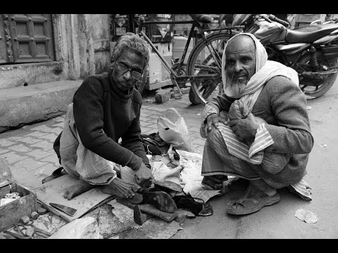 INDIA - VARANASI (PART 3) - STREET LIFE (Full HD)