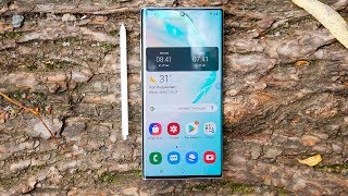 Samsung Galaxy Note 10 - Обзор