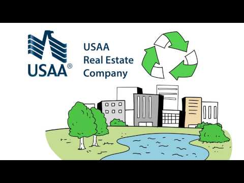USAA Real Estate Company Sustainability Video