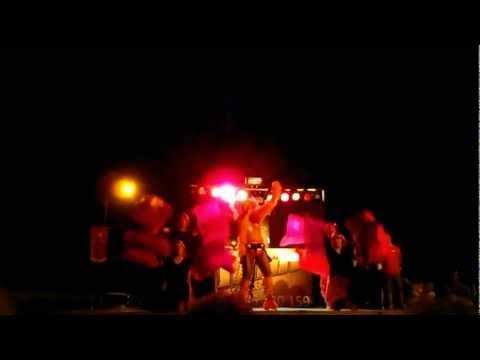 Falla Plaça d'Alacant-Concurs PlayBack-Rally Humorístic Alzira 2012
