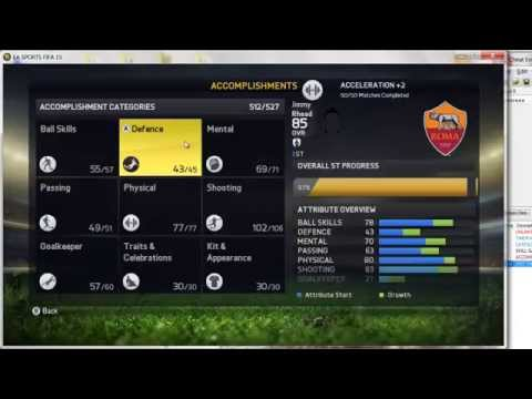 Fifa 15 -  Accomplishments 97%