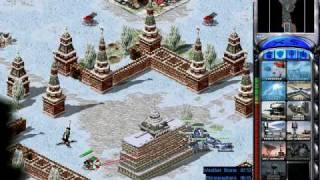 Red Alert 2 Allied Walkthrough - Mission 12: Chrono Storm (Part 3/3)