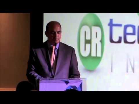 Acto oficial de inauguración Costa Rica Technology Insight 2012