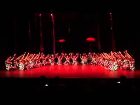 KECAK DANCE RAMAYANA UNHI PART 1