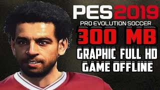 Download & Instal Fts mod Pes 2019 Best Graphic Full HD New update Player & Kits| Download Apk Data