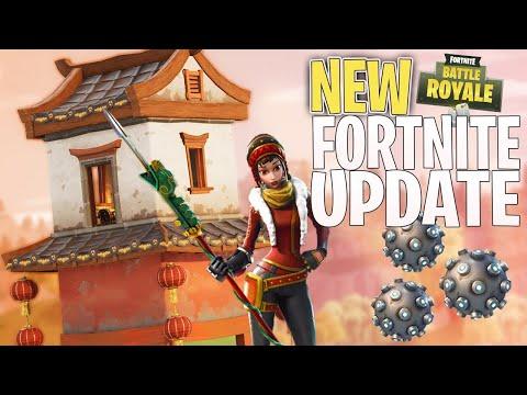 Fortnite New Update Join