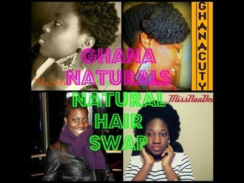 ❋ ❋ GHANA NATURALS PRODUCT SWAP ❋ ❋