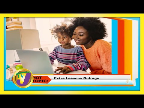 Extra Lessons Outrage: TVJ Smile Jamaica - October 12 2020