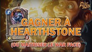 COMMENT GAGNER SUR HEARTHSTONE (Maitriser le war face)