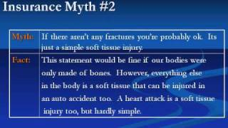 The Top 7 Mistakes Auto Accident Victims Should Avoid www.DrDougBeech.com