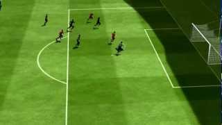 FIFA 13 - Online goal compilation - PC HD