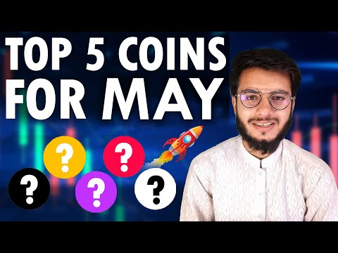 100X PROFIT | TOP 5 CRYPTO COINS FOR MAY 2021 | ALT COINS FOR MAY 2021