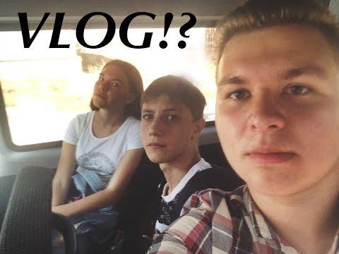 VLOG/ В трёх соснах заблудились