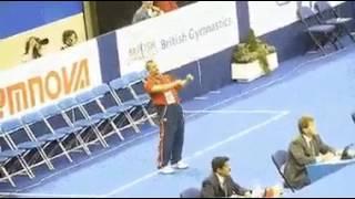 Тренер сильно переживает! Молодец