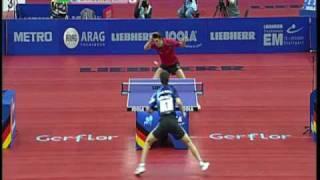 Europe Top 12: Timo Boll-Vladimir Samsonov